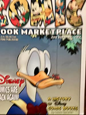 Comic Book Marketplace No. 103 June 2003: Russ Cochran [Editor]
