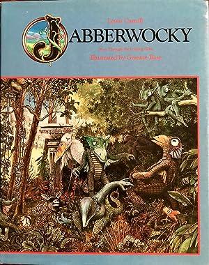 Jabberwocky: Lewis Carroll; Graeme