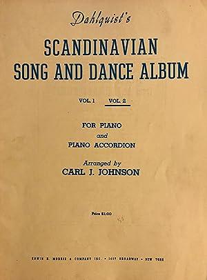 Dahlquist's Scandinavian Song and Dance Album No.: Carl J. Johnson