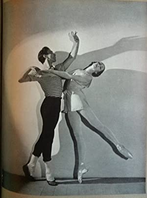 Russian Ballet, Camera Studies: Photographer-Gordon Anthony; Introduction-Arnold Haskell