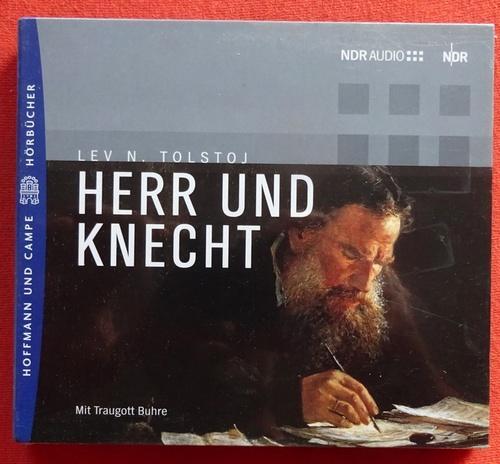 2 CD. Herr und Knecht (mit Traugott: Tolstoi, Leo (Lev)