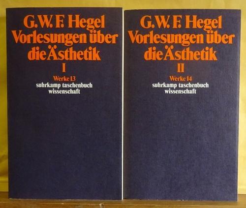Hegel Vorlesungen über Die ästhetik
