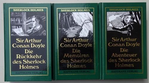 3 Titel / 1. Die Abenteuer des: Conan Doyle, Sir