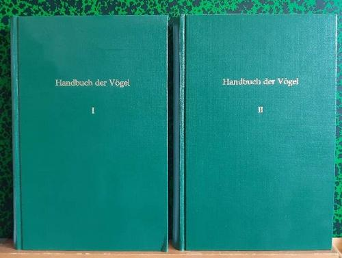 Handbuch der Vögel Mitteleuropas Band I +: Blotzheim, Urs N.