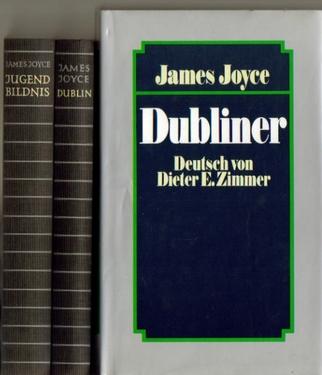 6 Titel / 1. Jugendbildnis, (A portrait: Joyce, James,: