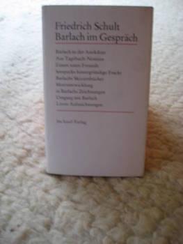12 Titel / 1. Briefe: Barlach, Ernst,
