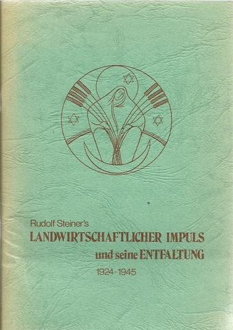 9 Titel / 1. Der Geist im: Anthroposophie - Steiner,
