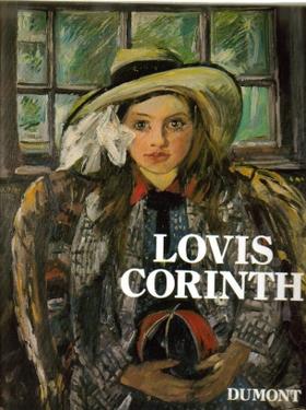 4 Bücher über Corinth / 1. Aus: Corinth, Lovis