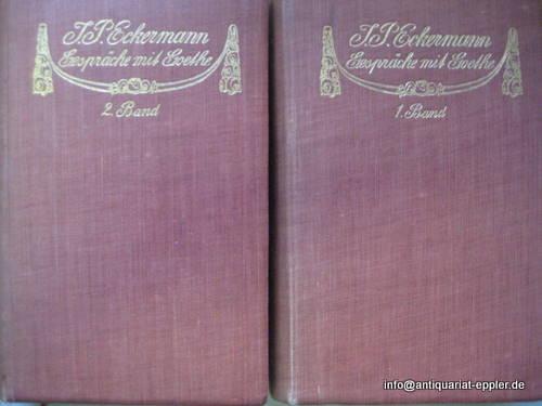 17 Titel / 1. Maximen und Reflexionen: Goethe, Johann Wolfgang