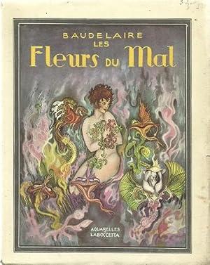 Fleurs du Mal 1st.: Baudelaire, Charles: