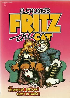 R. Crumb's Fritz the cat [in dt. Sprache]