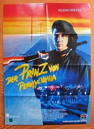 Der Prinz von Pennsylvania (Filmplakat / Poster): Reeves, Keanu: