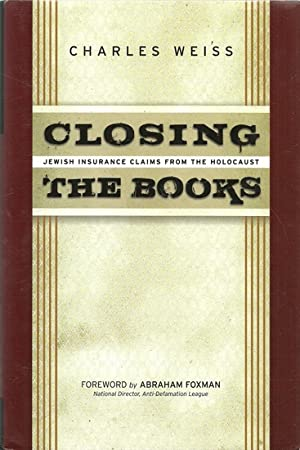 Closing the books (Jewish insurance claims from the Holocaust)