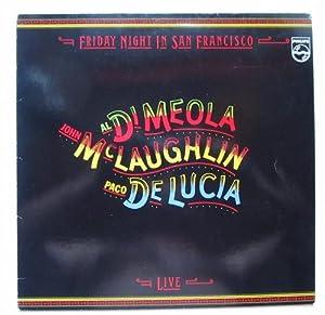 Friday Night In San Francisco. LIVE (LP: McLaughlin, John; Al