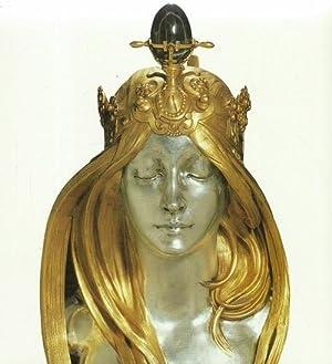 Jugendstil, Glas, Graphik, Keramik, Metall, Möbel, Skulpturen: Franzke, Irmela: