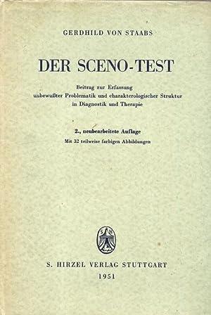 Der Sceno-Test (Beitrag zur Erfassung unbewusster Problematik: Staabs, Gerhild von: