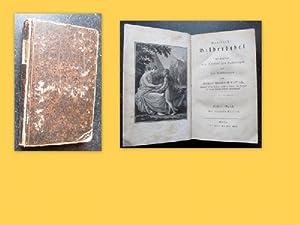 Moralische Bilderbibel Erster (1.) Band (mit Kupfern: Lossius, Kaspar Friedrich: