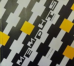 Memphis Milano 1981-1988 (Broschüre zur Ausstellung Badischer: Design / Memphis