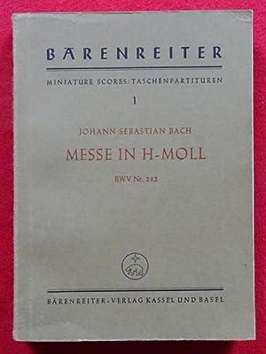 Missa Symbolum Nicenum Sanctus Osanna, Benedictus, Agnus: Bach, Johann Sebastian: