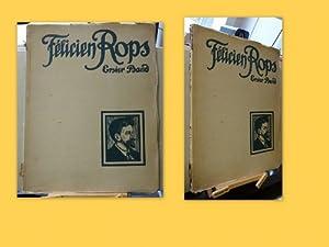 Felicien Rops (Band 1) 1. Ausgabe: Rops, Felicien -