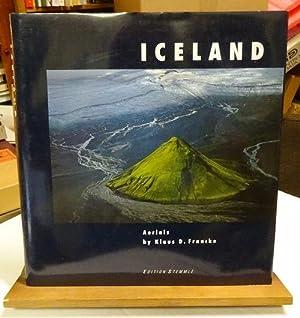 Iceland (Aerials) (zu dt. Luftbilder): Francke, Klaus D.