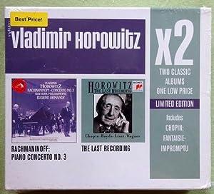 Piano Concerto No. 3 + The Last: Rachmaninoff und Vladimir
