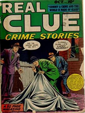 Real Clue October 1948 (A 52 page Magazine)