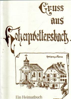 Hohenwettersbach und Umland (Vom Dorf zum Stadtteil): Hohenwettersbach - Stech,