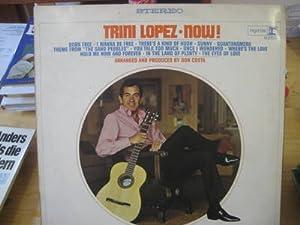 Now! (LP 33 U/min): Lopez, Trini: