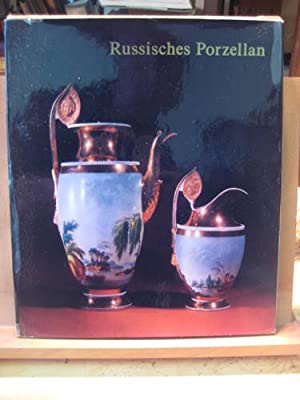 Russian Porcelain in the Hermitage Collection (Text englisch-russisch)