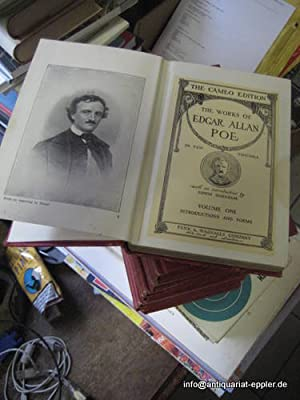 The Works of Edgar Allan Poe in ten volumes (Cameo Edition)