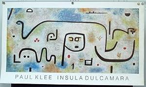 Insula Dulcamara, (Siebdruck v. hervorragender Qualität),: Klee, Paul,:
