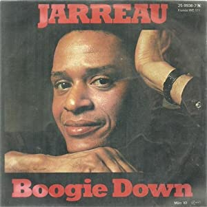 Boogie Down + Not like this (Single: Jarreau, Al: