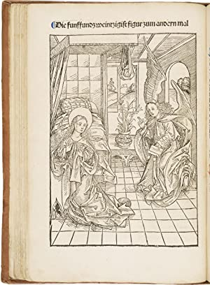 Der Schatzbehalter der wahren Reichtümer des Heils.: FRIDOLIN, Stephan (1430-1498)].