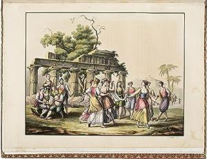 Saggio intorno alle danze dei Greci.: GIRONI, Robustiano (1769-1838).