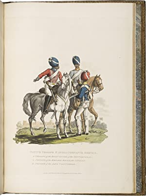 Costume of the Army of the British: SMITH, Charles Hamilton
