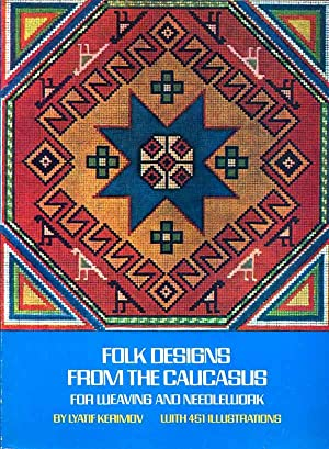 Caucasus for weaving and needlework