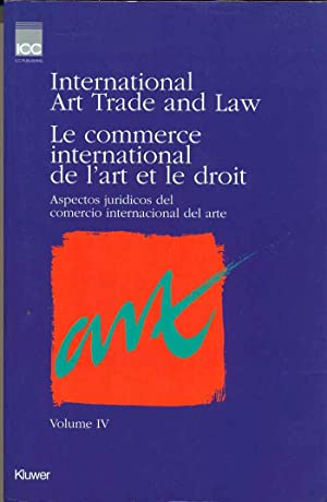 Le commerce international de l'art et le droit