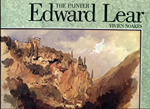 The painter Edward Lear