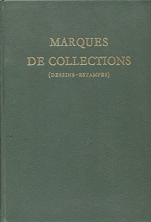 Les marques de collections de dessins &: Lugt Frits