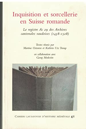 Inquisition et Sorcellerie en Suisse Romande