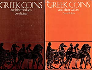 Greek Coins and their values. ( Complete: Volume 1 and 2)