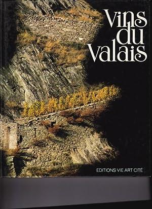 Vins du Valais: FOLLONIER, Jean. PONT,