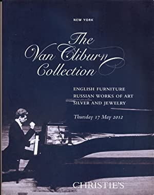 The Van Cliburn Collection. English furniture, russian works of art. Silver and jewelry. Thursday...