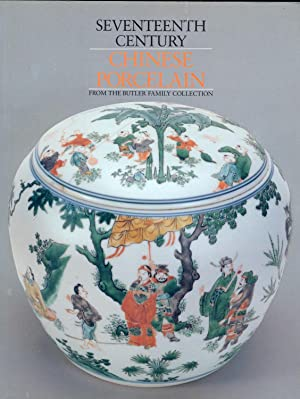 Seventeenth century chinese porcelain from the Butler: Butler Michael (Sir),