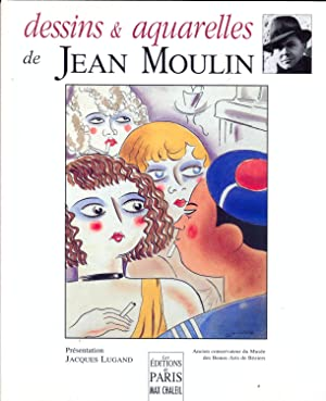 Dessins et aquarelles de Jean Moulin