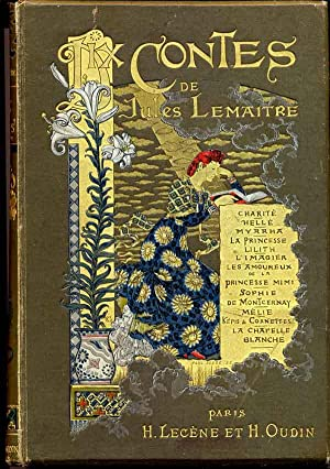 Dix Contes de Jules Lemaître: Lemaître Jules