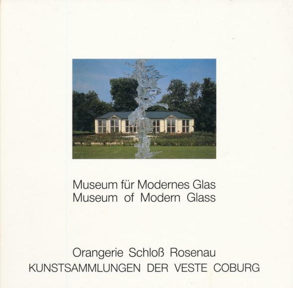 Museum für Modernes Glas / Museum of: NETZER, SUSANNE.