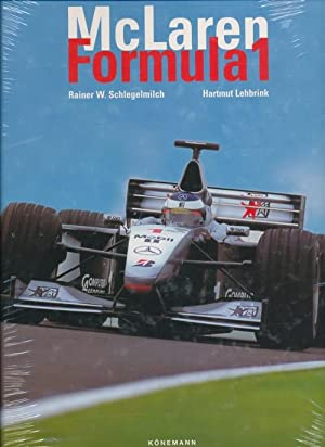 McLaren Formula 1.: SCHLEGELMILCH, RAINER W.