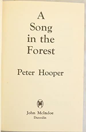A Song in the Foresst: Peter Hooper